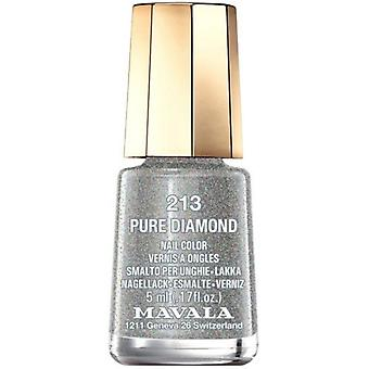 Mavala Mini Nail Color Nail Polish - Pure Diamond (213) 5ml