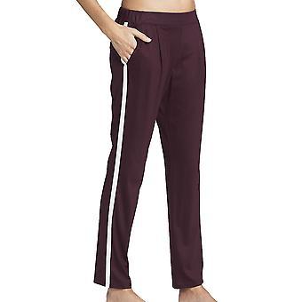 Rösch 1193743-12600 Women's Pure Ruby Red Cotton Pyjama Pant