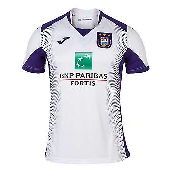 2019-2020 Anderlecht Joma Away Football Shirt