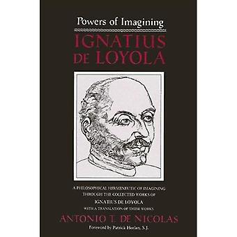 Makt att föreställa: Ignatius de Loyola-en filosofisk Hermeneutic att föreställa sig genom de insamlade verk av Ignatius de Loyola