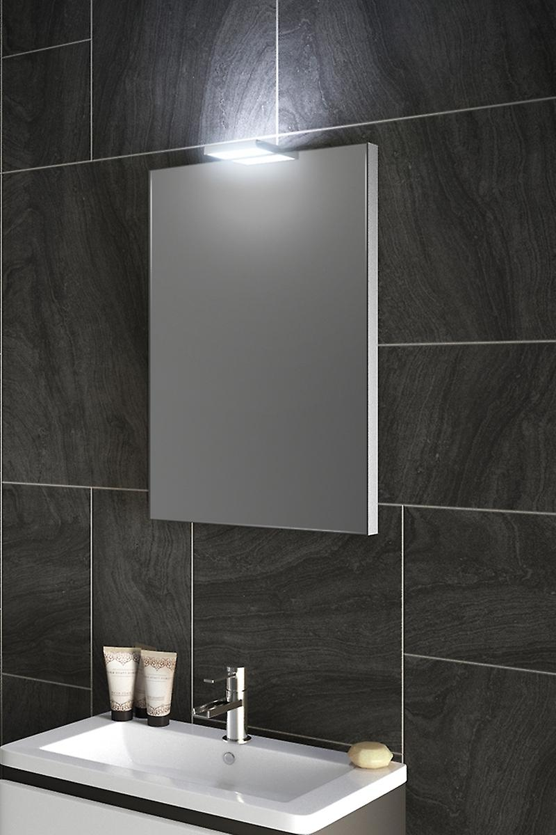 Ambient Audio Shaver LED Top Light Mirror With Sensor k488waud