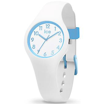 Ice watch ice wave kids Japanese Quartz Analog Child Watch with Silicone Bracelet IC015348