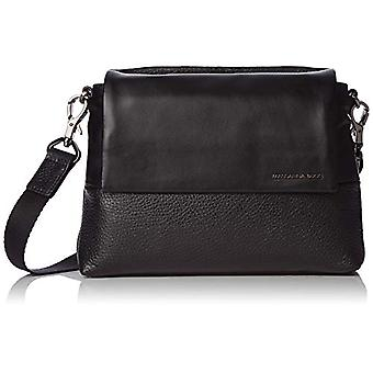 Mandarin Duck Athena Black/Black Strap Bag 10x21x28.5 cm (B x H x T)