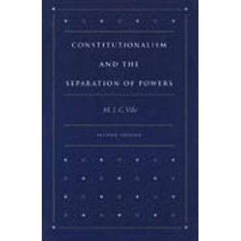Constitutionalism and the Separation of Powers (2nd Revised edition)