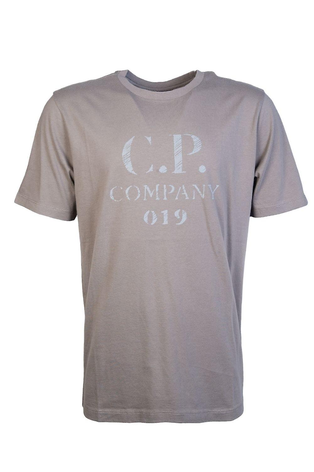 CP Company Round Neck T Shirt MTS158A 005100W