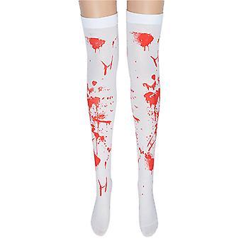 Calze Bloody lunghe Halloween