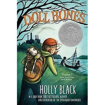 Doll Bones by Holly Black - Eliza Wheeler - 9781416963998 Book