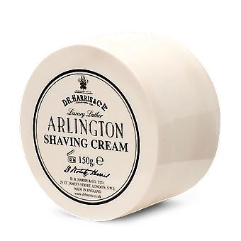 D R Harris Arlington Shaving Cream Bowl 150g