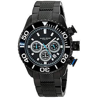 AK512BK Akribos メンズ腕時計