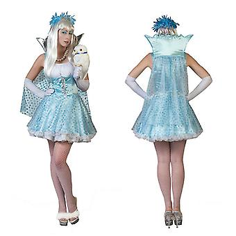 Costume Ice Queen Fairytale Women's Costume Ice Princess Ice Queen Carnival Carnival Theme Party Ladies
