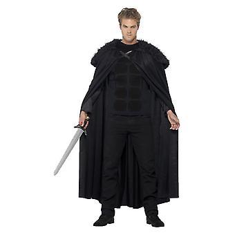 Traje do vestido extravagante bárbaro Mens escuro
