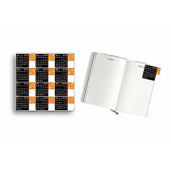Sticker sticker kalender Merkpagina Intercalary index boek agenda x2