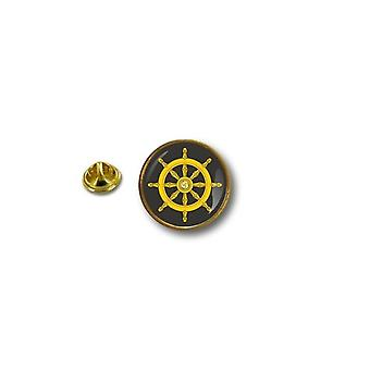 Pins Pin Badge Pin's Metal Broche Pince Papillon Drapeau Roue Boudhiste Bouddha
