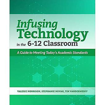 Infusing Technology in the 6-12 Classroom: A Guide to� Meeting Today's Academic Standards