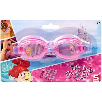 Niños Nadar Gafas Disney Princesa