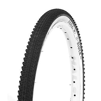 """Halo H-block 26"""" x 2.2"""" Wire Tyre"""