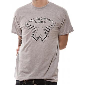 Paul Mccartney-Classic Logo T-Shirt