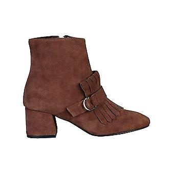 Fontana 2.0 - Shoes - Ankle boots - MILLY_NOCCIOLA - Women - saddlebrown - 39