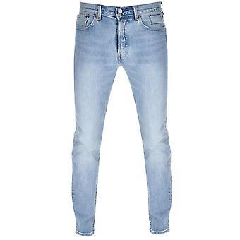 Levi's® X Justin Timberlake 501Œ¬ Slim Taper Light Blue Wash Jean