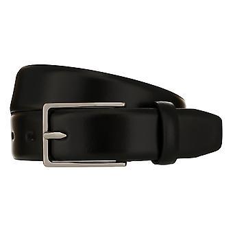 LLOYD Men's Belts Belt Męski pasek skórzany czarny 8377