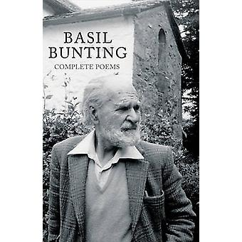 Poems of Basil Bunting by Basil Bunting