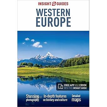 Insight Guides Western Europe Travel Guide with Free eBook