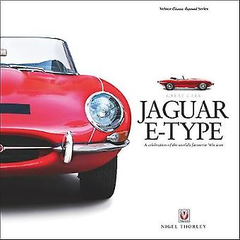 Jaguar EType by Nigel Thorley