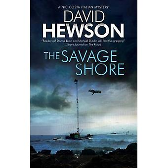 Savage Shore by David Hewson