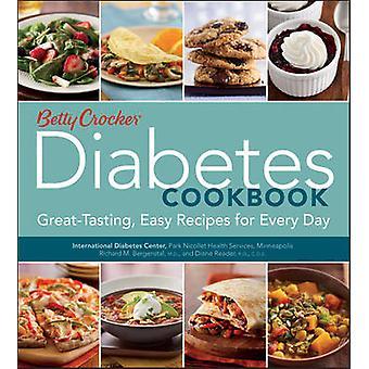 Betty Crocker Diabetes Cookbook by Betty Crocker Editors