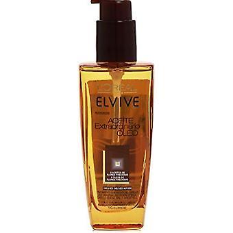 Elvive Droog haar Buitengewone olie 100 ml (Capillair , Repareren en beschermen)