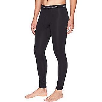 Under Armour Men's Tac Legging Base, schwarz, schwarz (001)/schwarz, Größe klein