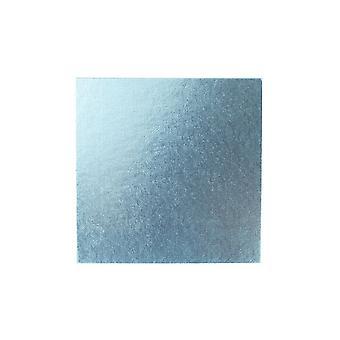 Culpitt 14 tums fyrkantig kaka Board Drum ljusblå