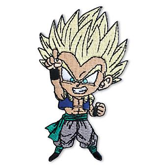 Patch - Dragon Ball Super - SD SS Gotenks New Iron-On ge44461