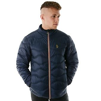 Luke | Ruby Sport Zm400728 Quilted Jacket - Navy