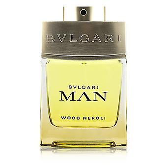 Bvlgari Man Wood Neroli Eau De Parfum Spray - 60ml/2oz