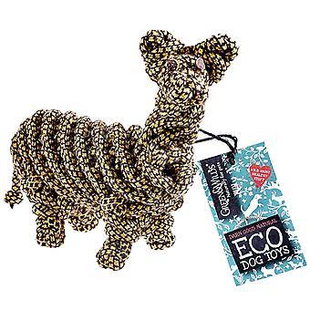 الأخضر والبرية ليونيل لاما ايكو الكلب لعبة -- جوت ايكو الكلب لعبة الأخضر والبرية