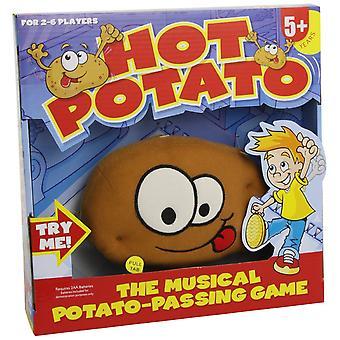 البطاطا الساخنة - لعبة البطاطا الموسيقية العابرة