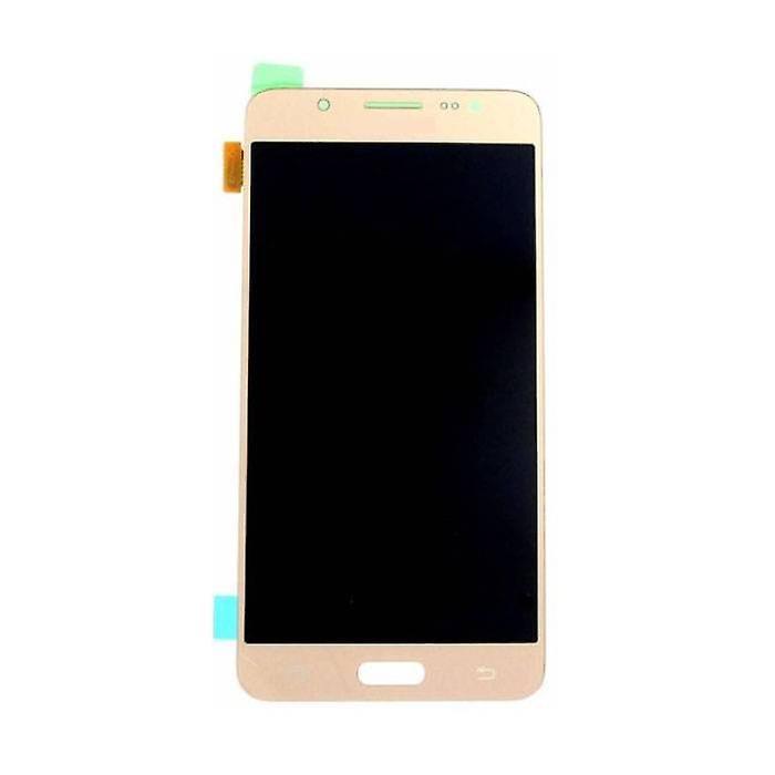 Stuff Certified® Samsung Galaxy J5 2016 Display (AMOLED + Touch Screen + Parts) AAA + Quality - Black / White / Gold