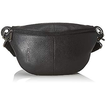 Mandarin Duck Mellow Leather Bum Bag Black Woman Strap Bag 0.01x0.01x0.01 cm (W x H x L)