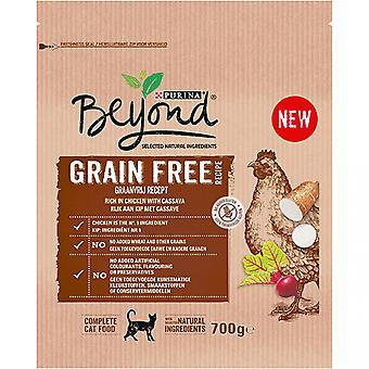 Beyond Pienso para Gatos Adultos Grain Free Pollo (Cats , Cat Food , Dry Food)