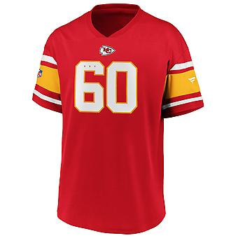 Iconic Poly Mesh Supporters Jersey - Kansas City Chiefs