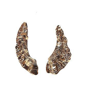 Gentry Portofino D4480tg0002 Women's Gold Brass Earrings