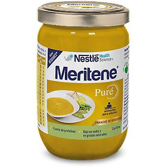 Meritene Vegetable Panache Puree Jar 300 gr (Food, Beverages & Tobacco , Food Items)