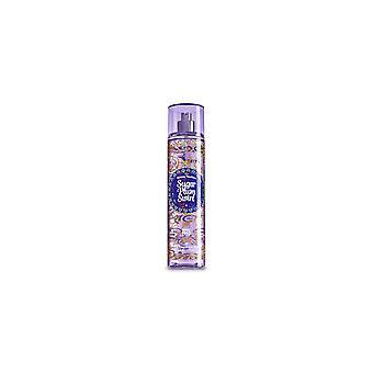 (2 Pack) Bad & Body Works Sugar Plum Swirl Fine Fragrance Mist 8 fl oz / 226 ml
