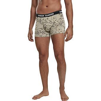 Urban Classics - Boxer Shorts 3-pack multi