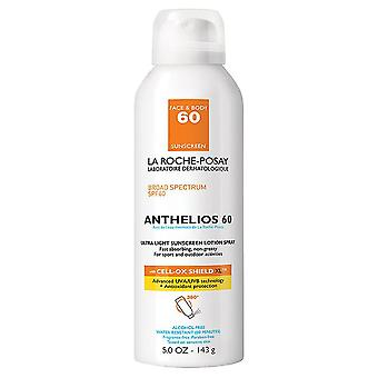 La Roche-Posay Anthelios Ultra Light spray protetor solar, SPF 60, 5 oz