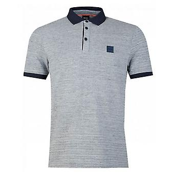 Boss Casual Pself Jaquard Knit Polo