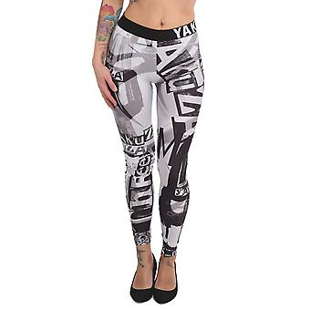 YAKUZA Women's Leggings Space
