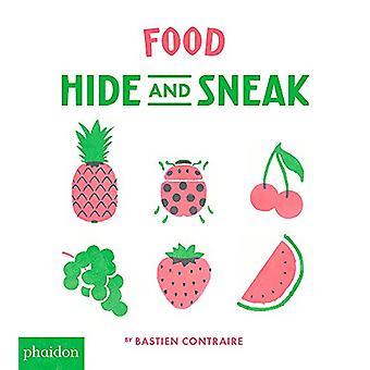 Food Hide and Sneak de Bastien Contraire - 9780714877235 Livre
