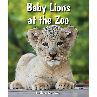 Baby Lions at the Zoo by Eustacia Moldovo - 9780766070851 Book